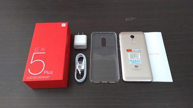 Xiaomi Redmi 5 Plus First Impressions