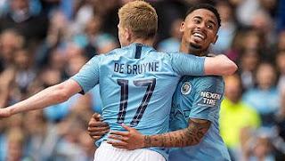 Manchester City vs Watford 6-0 Highlights Final Piala FA