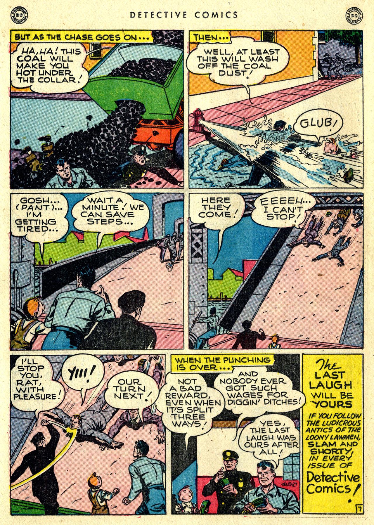 Read online Detective Comics (1937) comic -  Issue #119 - 22