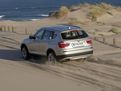BMW X3 Off Road Normal Resolution HD Wallpaper 5