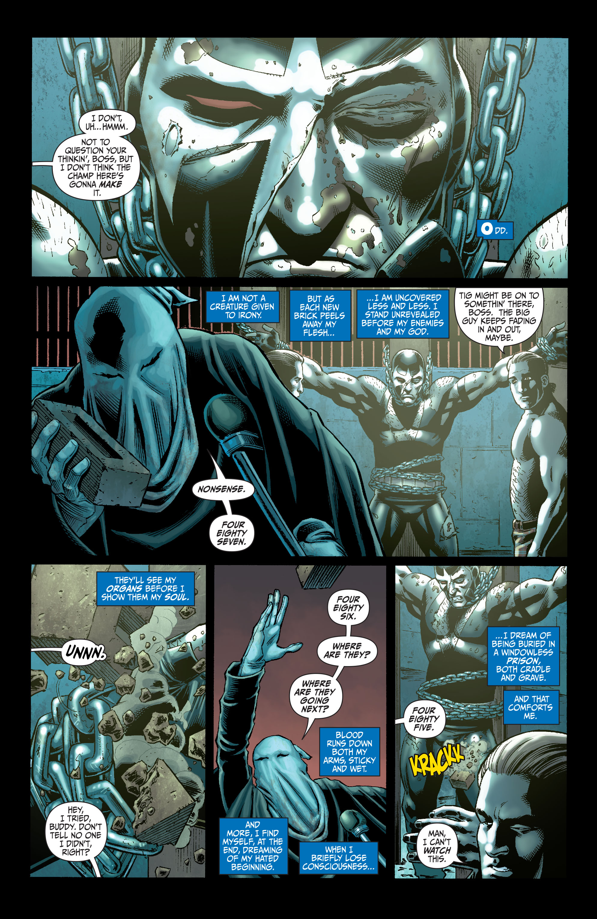 Read online Secret Six (2008) comic -  Issue #5 - 12