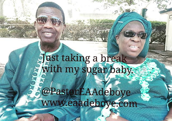 pastor adeboye love story