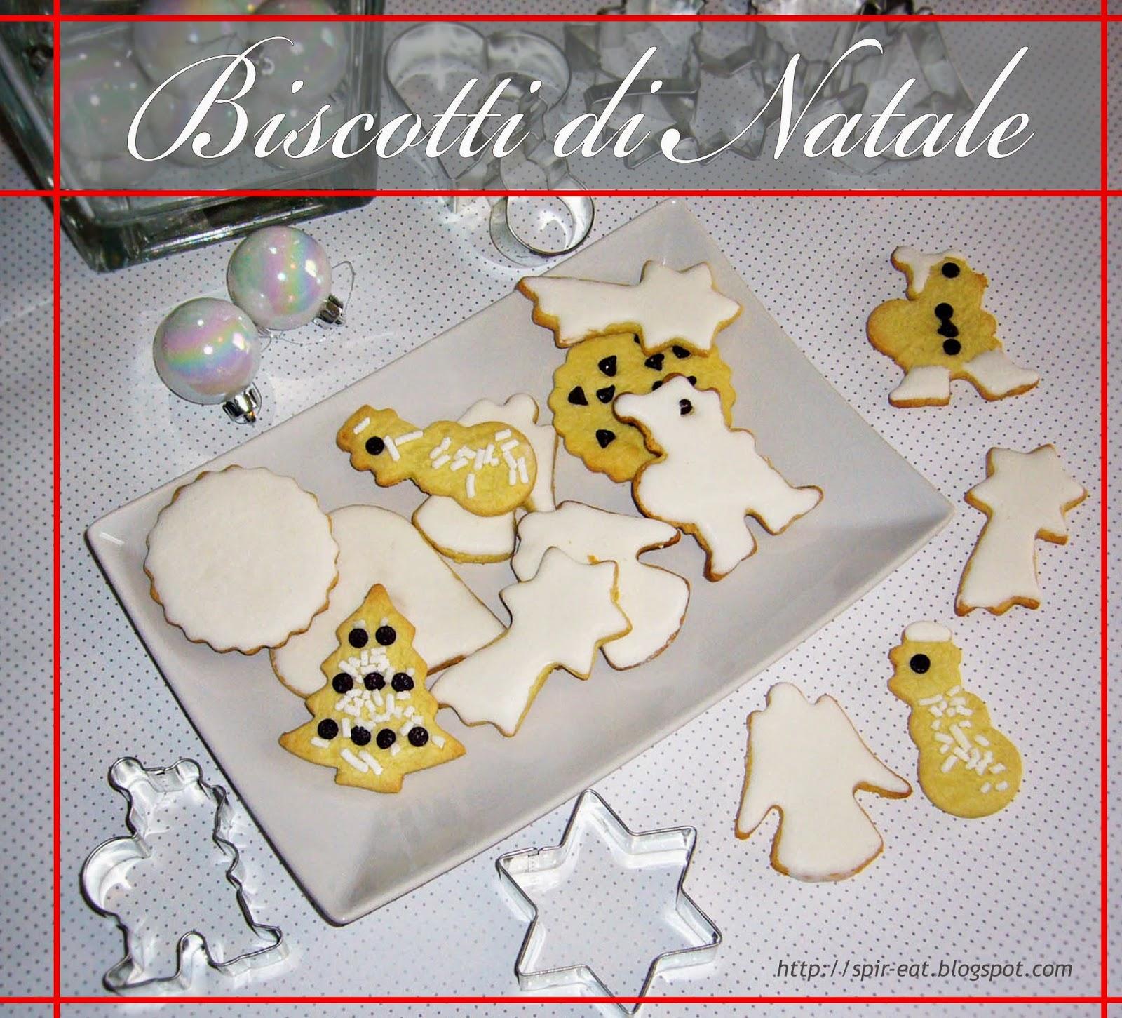Biscotti Di Natale 1 Uovo.Spireat Biscotti Natalizi Con Olio Evo