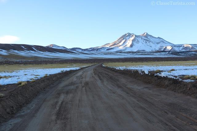 Rumo às Lagunas Altiplanicas (Ruta 23)