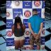 Polícia prende em flagrante mulher e apreende menor após abordagem em Rio Real (BA)