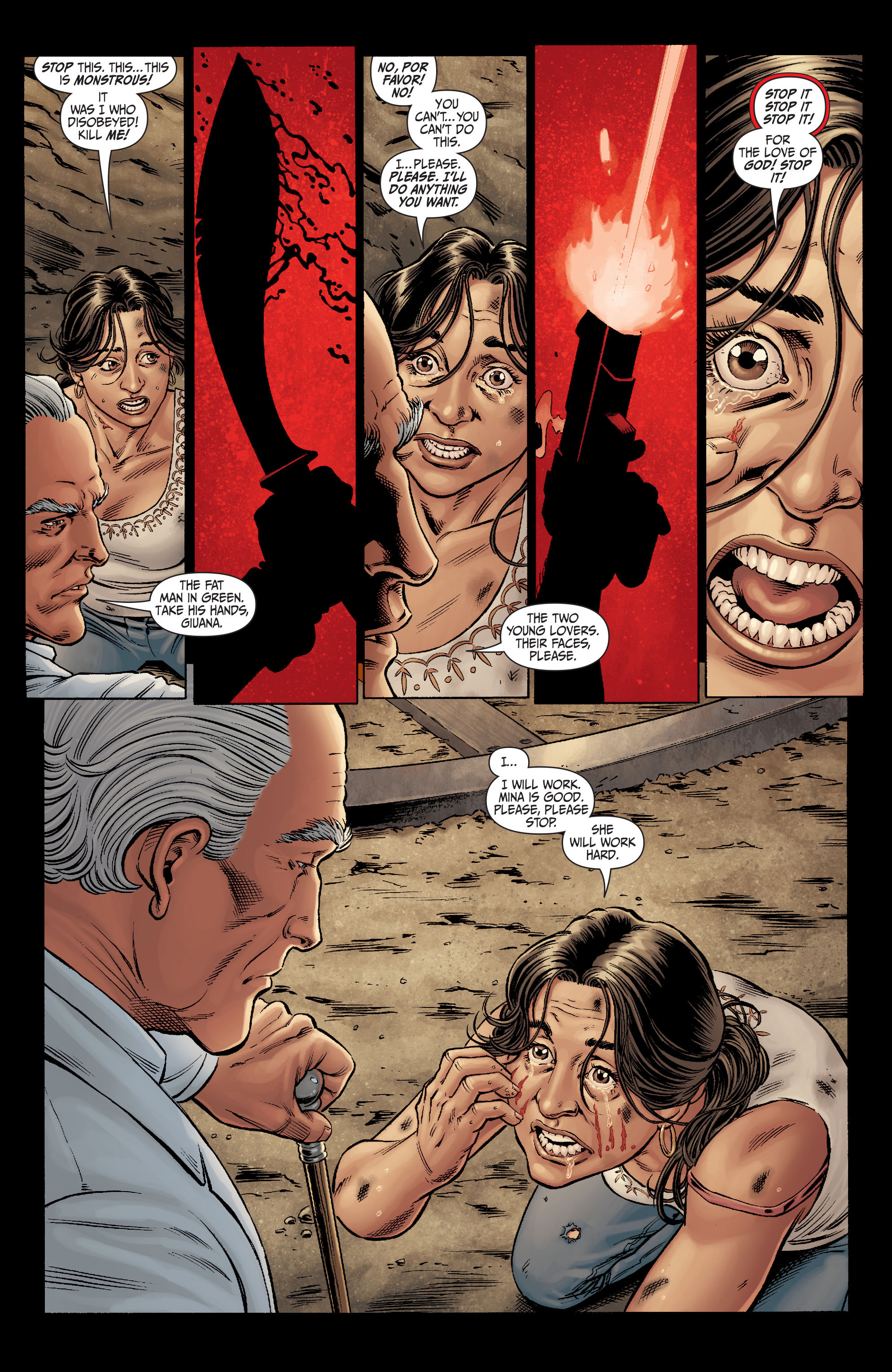 Read online Secret Six (2008) comic -  Issue #10 - 4