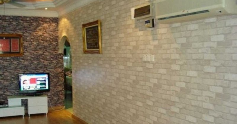 4 Gbr Motif Keramik Dinding Ruang Tamu Menarik
