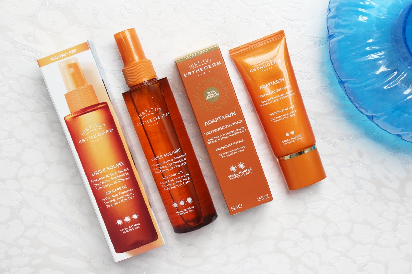 Institut Esthederm Summer Favourites