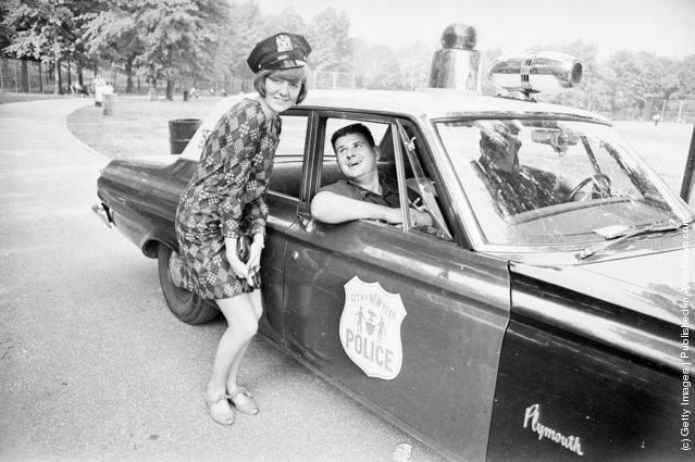 vintage photos of female police vintage everyday. Black Bedroom Furniture Sets. Home Design Ideas