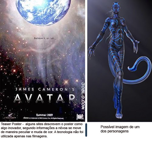 Avatar 2 Preview: JAMES CAMERON VAI FILMAR TRÊS SEQUELAS DE AVATAR NA NOVA