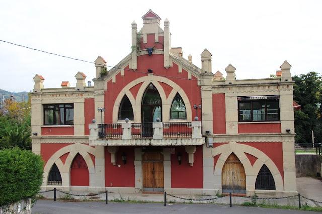 Antiguo matadero de Muskiz.