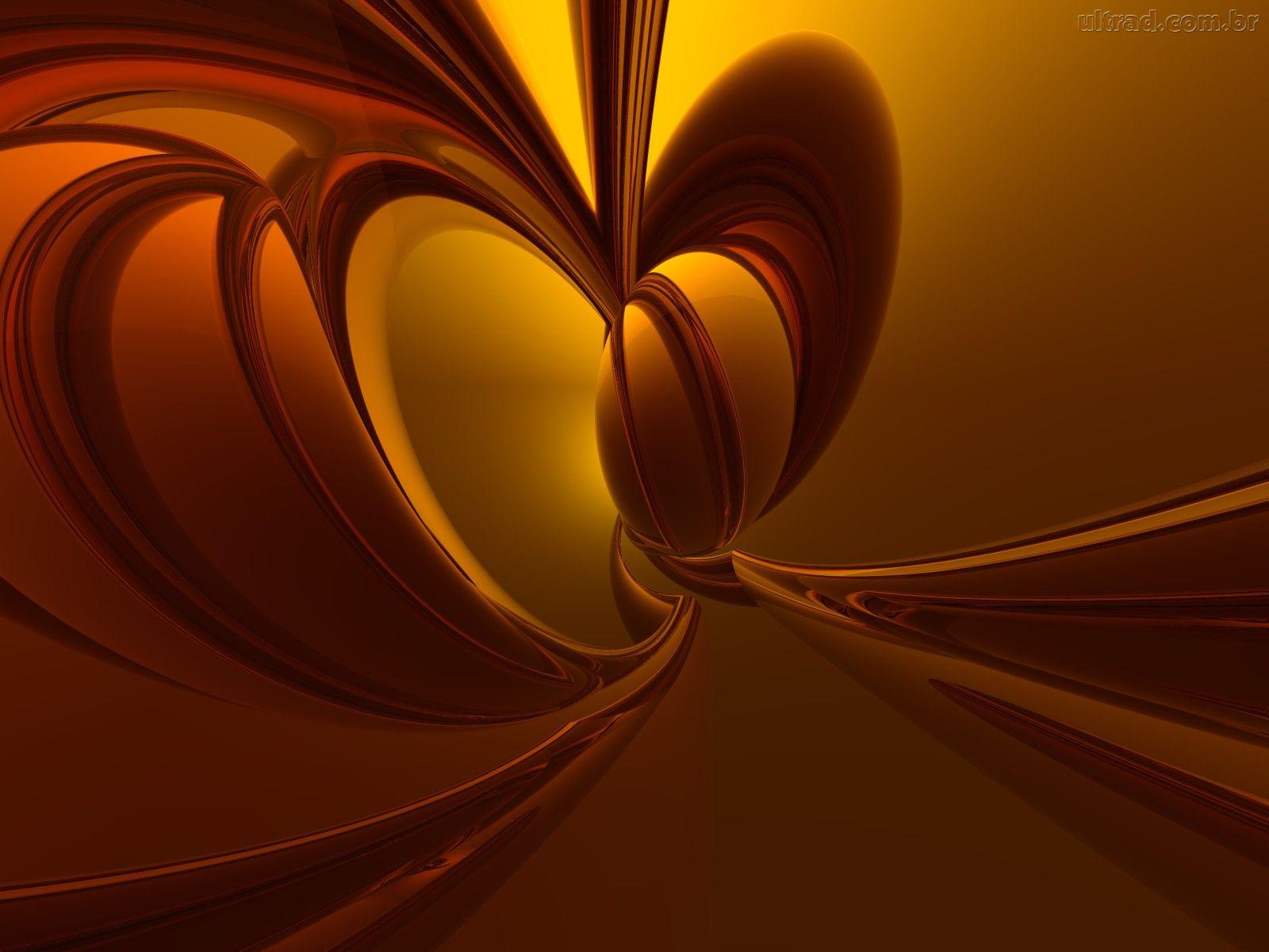 Imagensnet papel de parede dourado for Papel de pared dorado