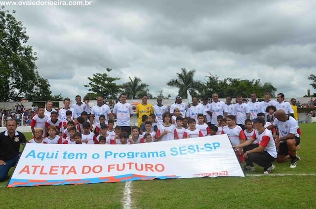 Fotos do Jogo do Master do Corinthians x Amigos de Registro-SP