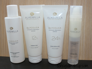 Review: Glycolica System - Alkemilla Eco Bio Cosmetics
