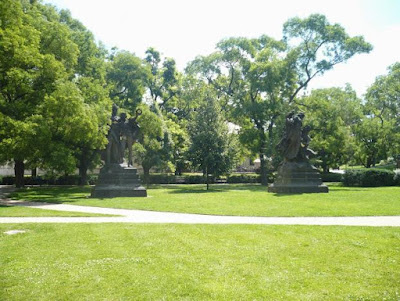 Parco di Vysehrad