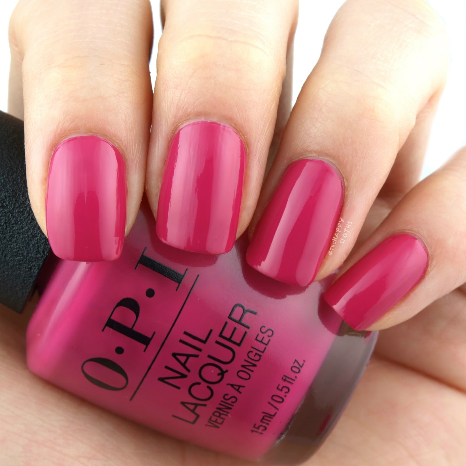 OPI Grease Collection | You're the Shade That I Want: Review and Swatches