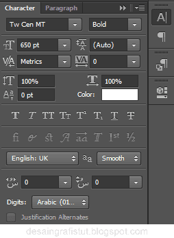 Pengaturan-font-menggunakan-Character-tool