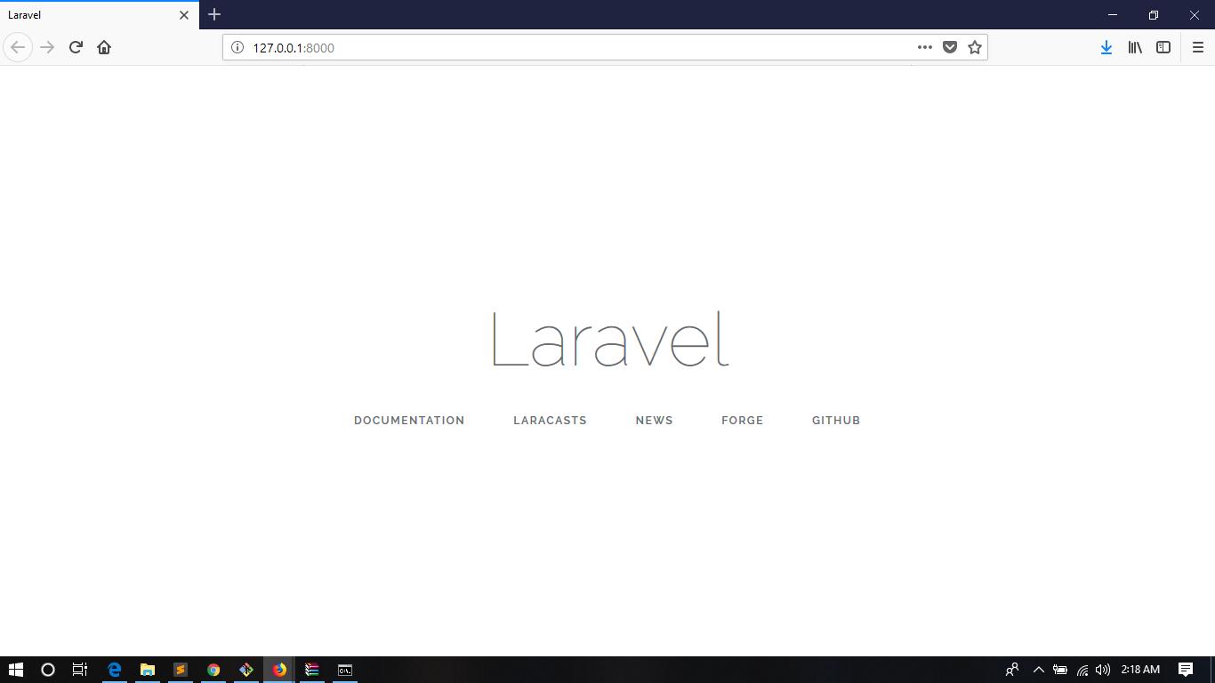 Pengertian dan Cara Install Laravel dengan Composer