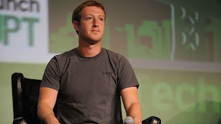 Mark Zuckerberg, Pendiri dan CEO Facebook