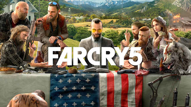 Far Cry 5 Free Download (FULL UNLOCKED)