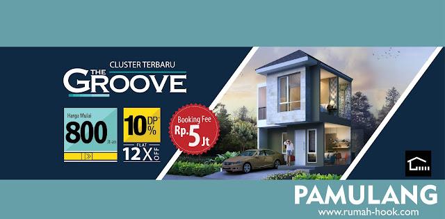 Rumah Dijual di Pamulang Tangsel www.rumah-hook.com