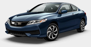 2016 Honda Accord Coupe 2-Door V6 Auto Touring