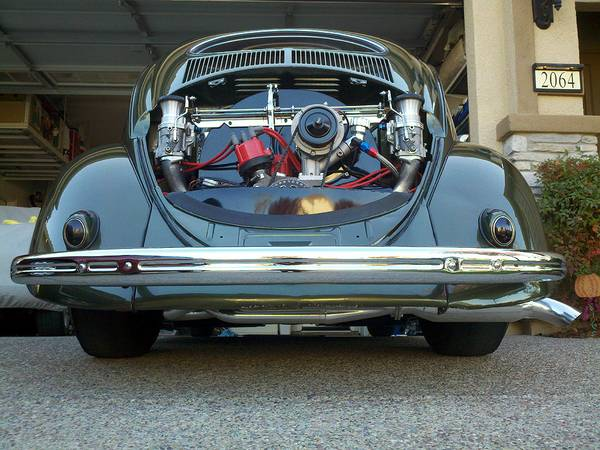 Used 1953 VW Beetle Ragtop Pro Street by Owner