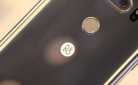 Kualitas Kamera LG V30
