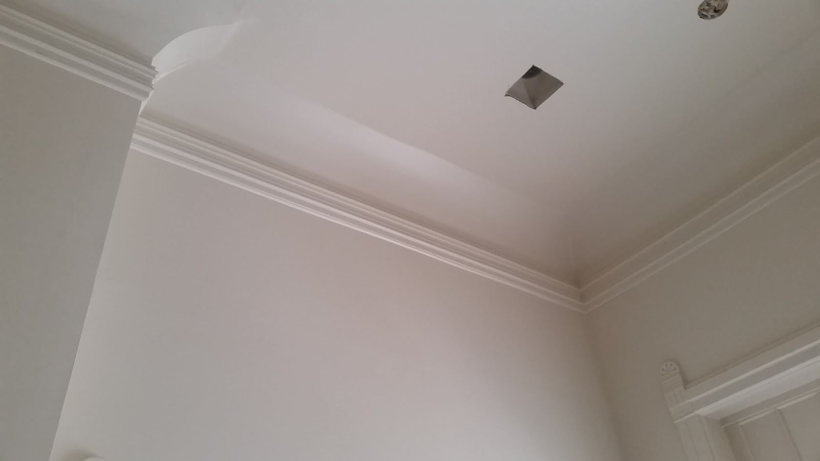 We picked divine white paint from sherwin williams it does a great job showing off the details in our historic trim