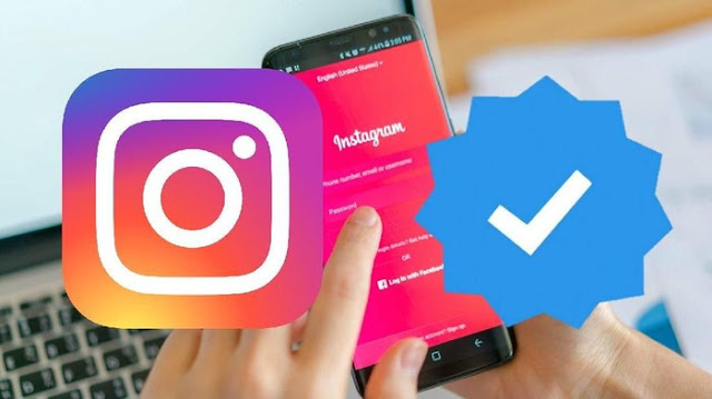 Cara Mendapatkan Emoticon Biru atau Ceklis Biru di Instagram