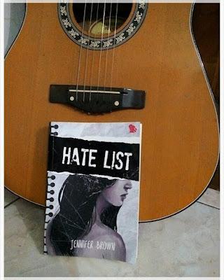 Hate List – Jennifer Brown