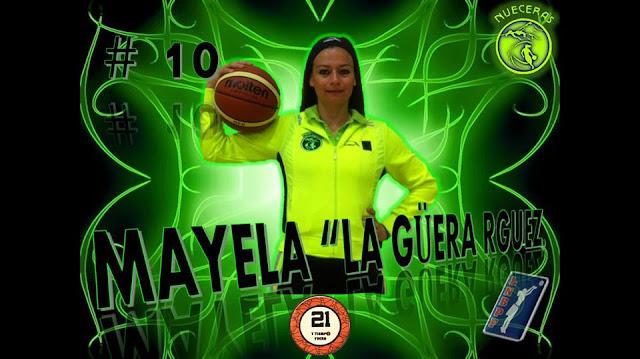 Mayela Rodriguez LNBP