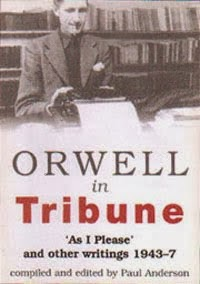 ORWELL IN TRIBUNE