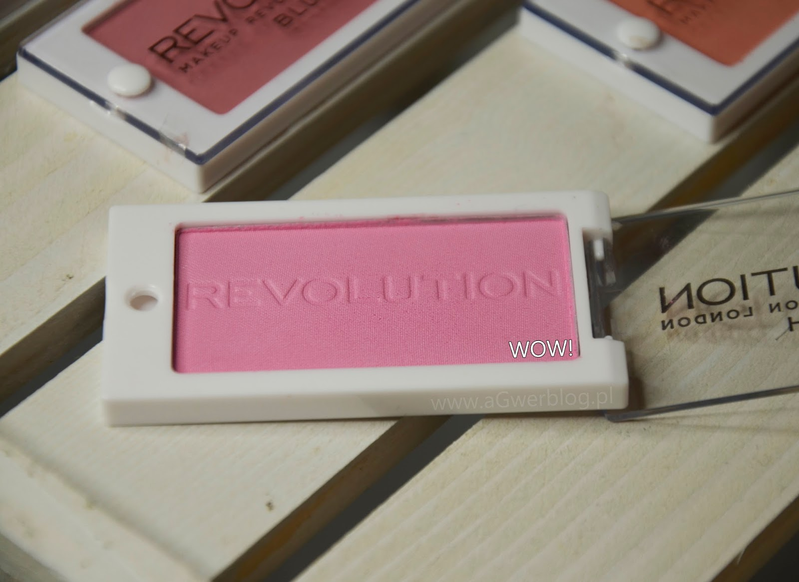 Makeup Revolution Powder Blush
