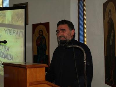 Για 4η συνεχόμενη χρονιά πανελλήνιο βραβείο λογοτεχνίας στον π. Ηλία Μάκο...