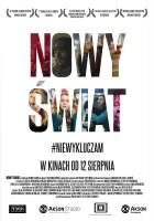 Nowy świat plakat film