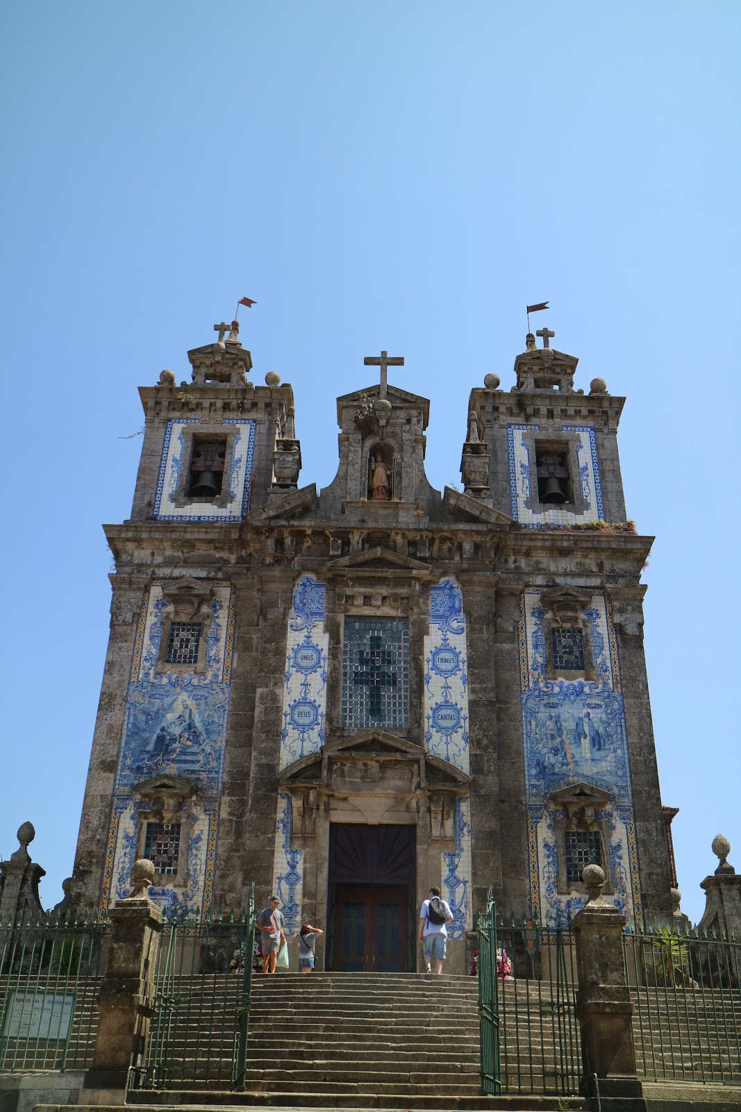 If You Only Visit One Church In The Whole Of Porto, Or Portugal For That  Matter, Make It This One.