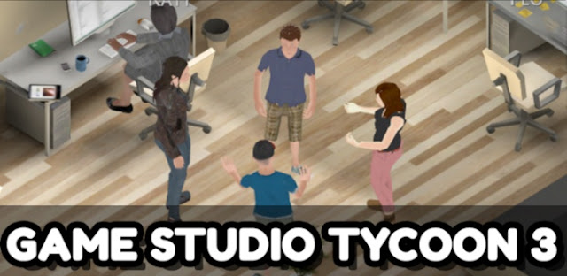 Game Studio Tycoon 3 v1.3.2 APK Download Full Version