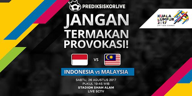 Prediksi Bola Indonesia vs Malaysia