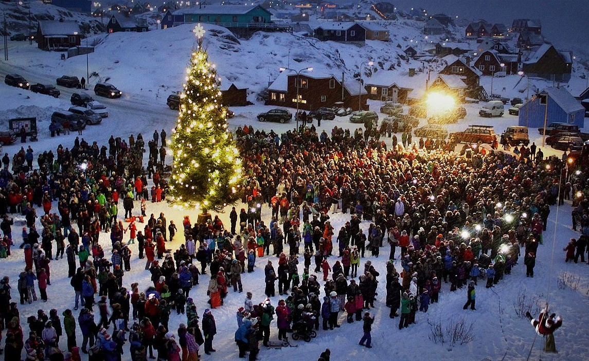 Ultima Thule: Yule Time in the Arctic