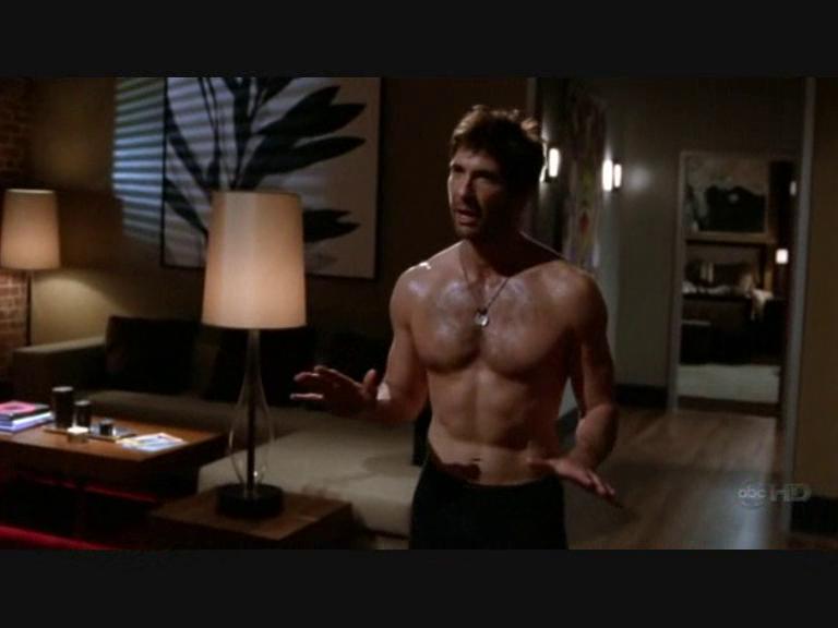 Shirtless Men On The Blog: Dylan McDermott Shirtless