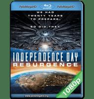 DÍA DE LA INDEPENDENCIA: CONTRAATAQUE (2016) FULL 1080P HD MKV ESPAÑOL LATINO