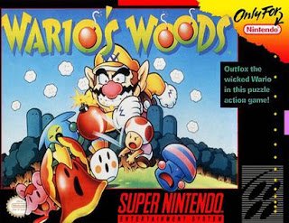 Wario's Woods [ SNES ]