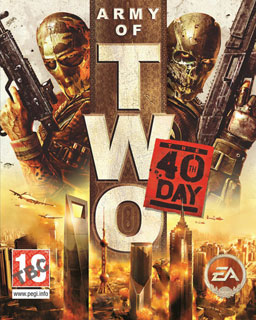 Army of Two : The 40th Day cover