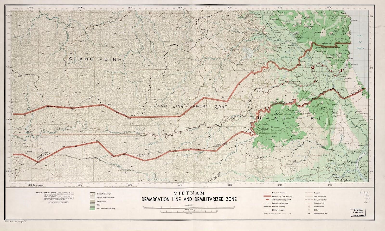 Bản đồ 4 Vùng Chiến Thuật