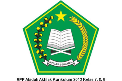 RPP SKI Kurikulum 2013 Revisi 2018 Kelas 7, 8, 9