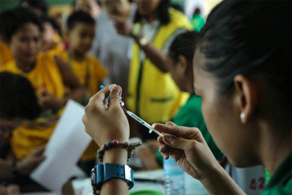 DOH proposes 'no vaccination, no enrollment' policy in public schools