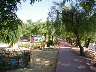 San Juan de Aznalfarache - Parque de los Pitufos 04