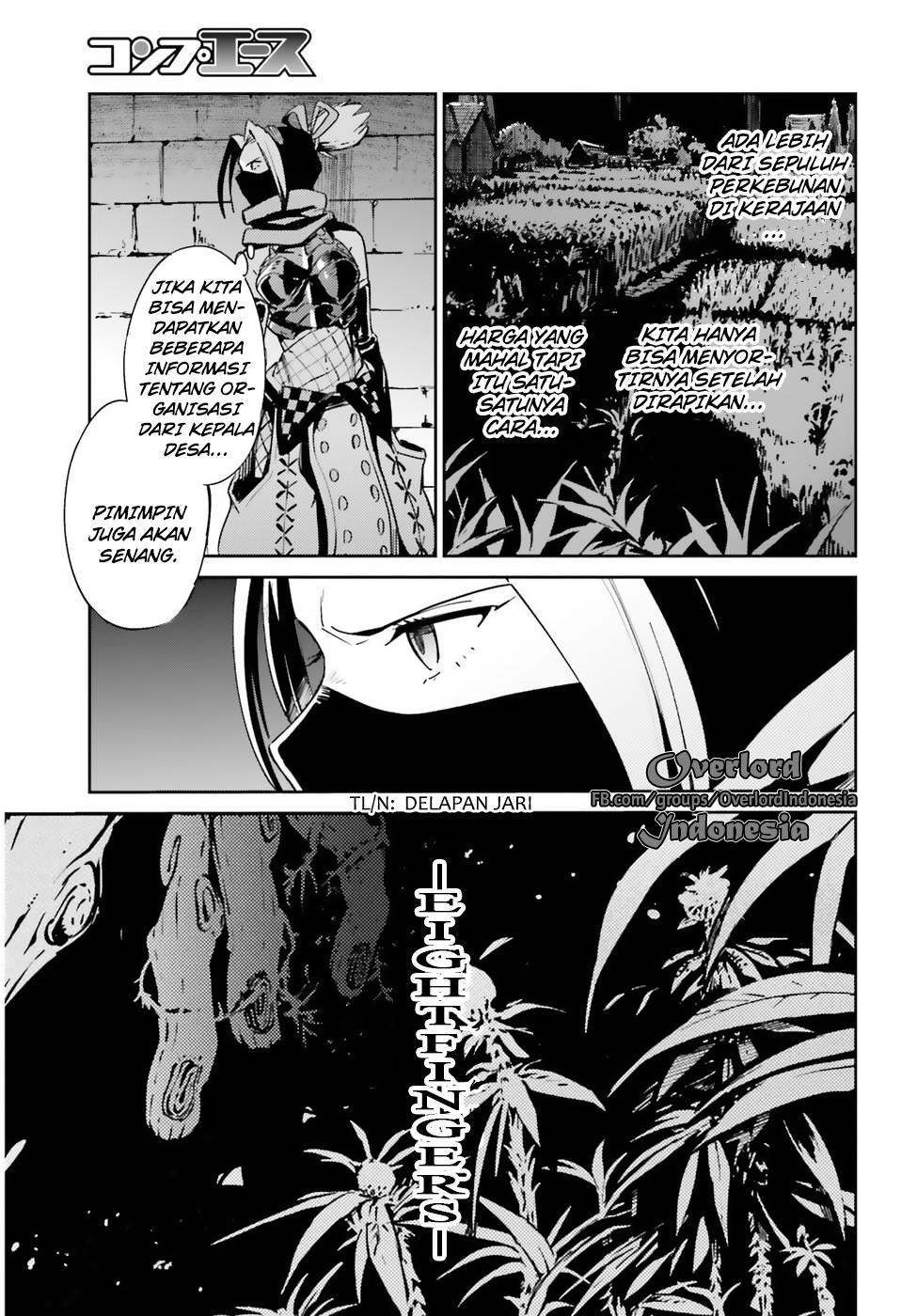 Manga Overlord chapter 28 Bahasa Indonesia