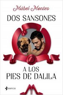 Dos Sansones a los pies de Dalila, Mábel Montes
